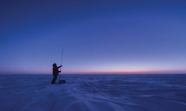 A Day in the Life in Antarctica