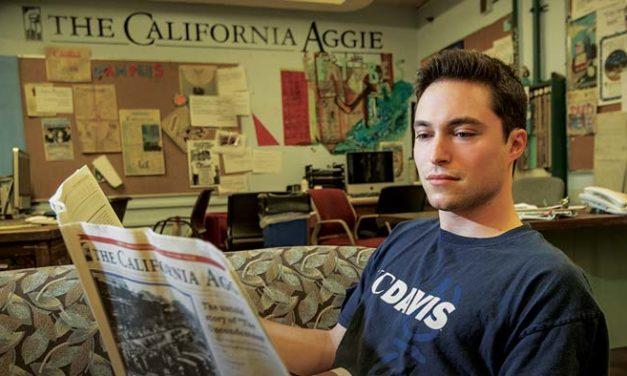 Student Newspaper Returns to Print