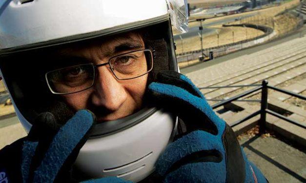 Speed Racing Biologist