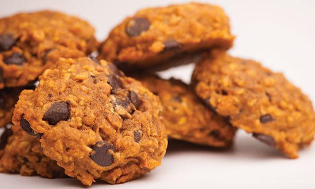 Coho Pumpkin Cookies