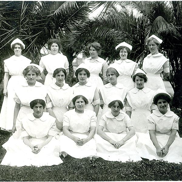 Nurses 1916