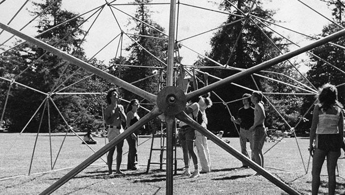Karma Dome, 1980