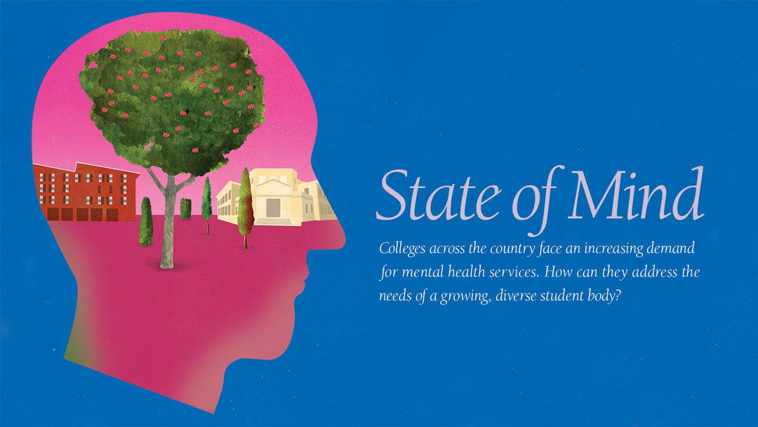 Headline Illustration: State of Mind