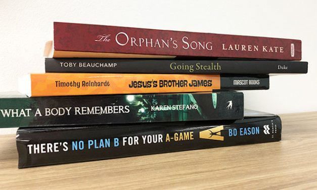 Alumni Books of 2019