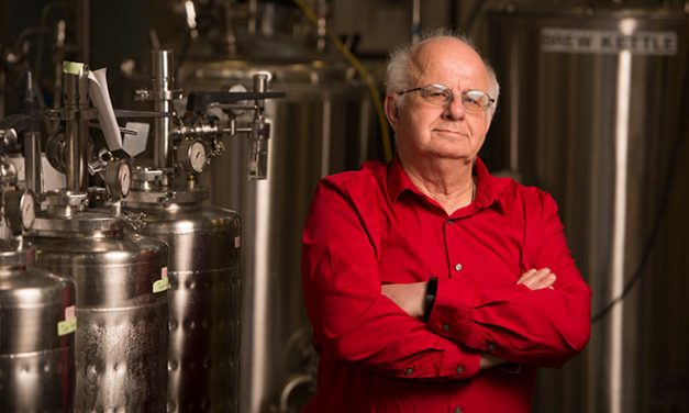 Catching Up with Beer Master Charlie Bamforth