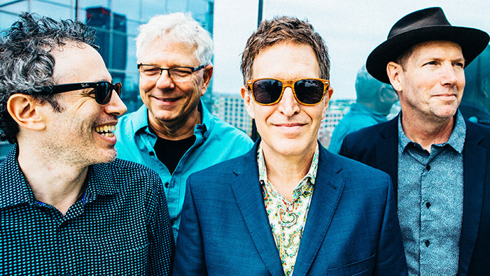 The Dream Syndicate members