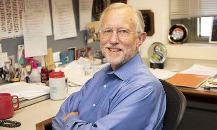 Alumnus Charles Rice Wins Nobel Prize for Medicine