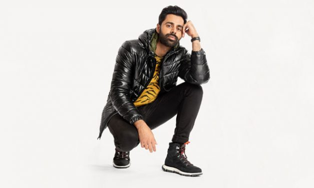 Hasan Minhaj Adds Design to Resume