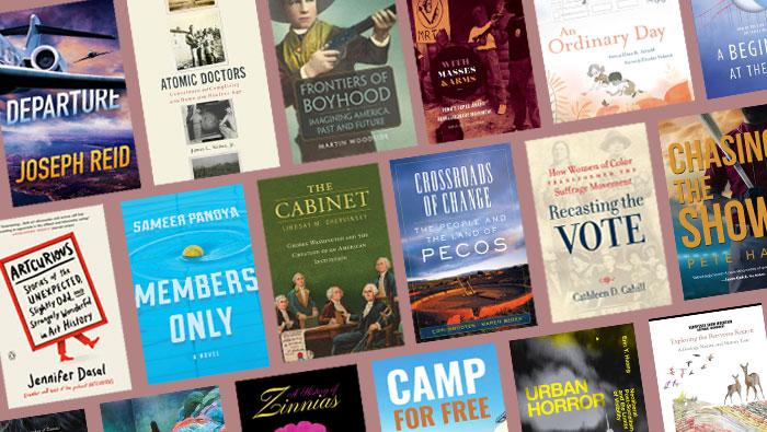 2020 alumni books by cover
