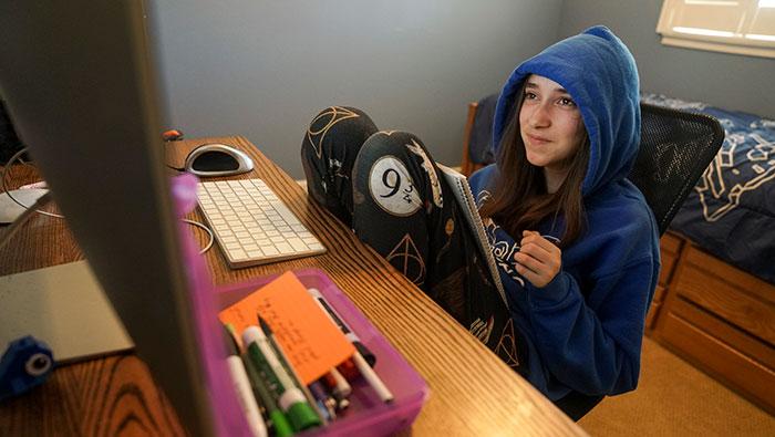 Student Tutoring Program Finds Pandemic Success