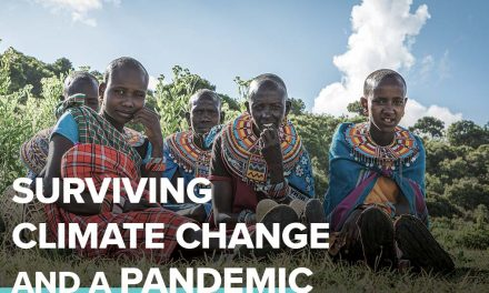Surviving Climate Change and a Pandemic