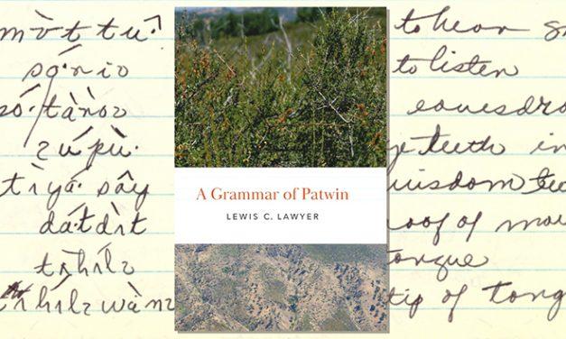 Linguistics Alum Writes First Grammar of Patwin