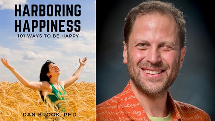 Dan Brook and his new book Harboring Happiness