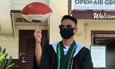 Student Beats World Record on Campus