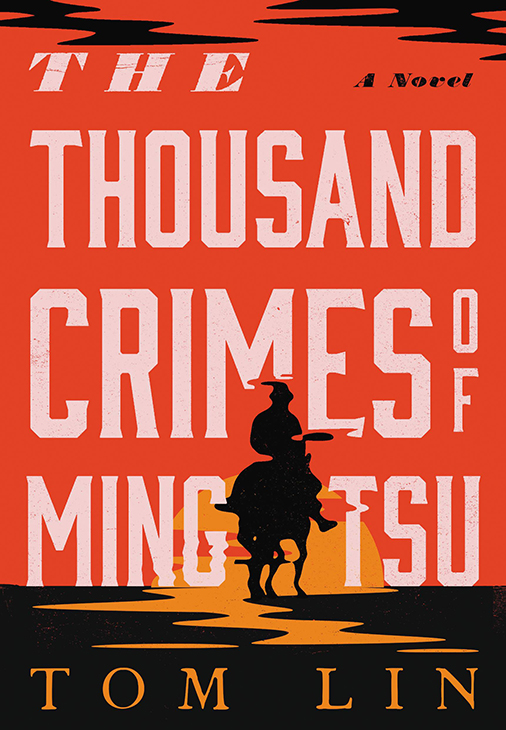 Book cover for The Thousand Crimes of Ming Tsu