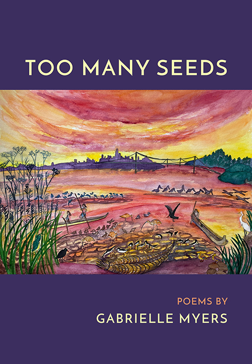 Book cover for Too Many Seeds